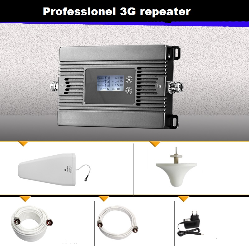 3G repeater - Professionel udgave