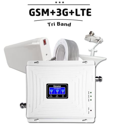 TRI BAND REPEATER
